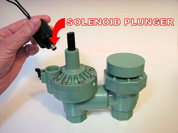 How To Repair A Irrigation Solenoid Valve