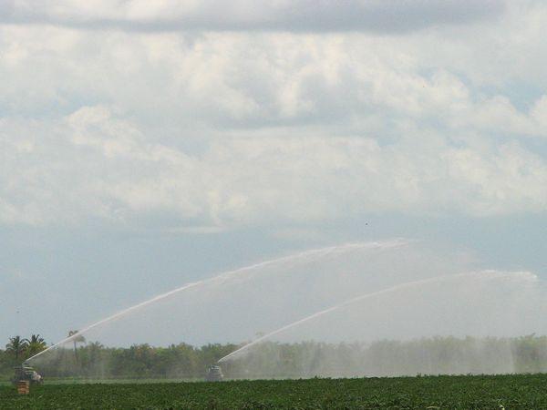 Large Radius Sprinklers